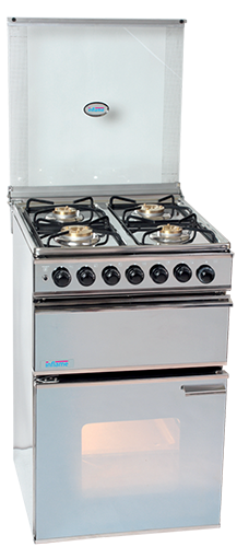 Cooking Range white